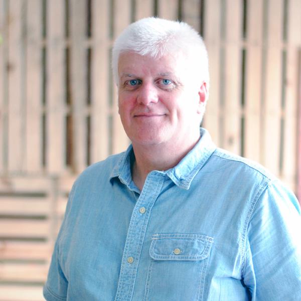 Pastor Paul Cupples